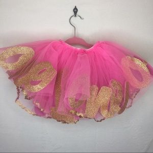 Other - Pink Tutu 1st Birthday