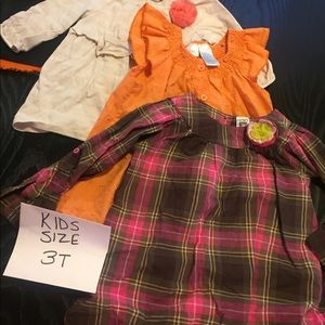 Other - 4 Toddler Shirts
