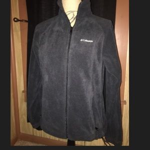 The North Face fleece jacket size small