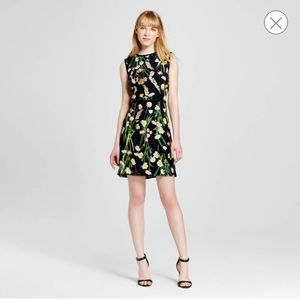 Victoria Beckham for Target Floral dress NWT