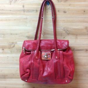b. makowsky Handbags - Red B. Makowsky Bag
