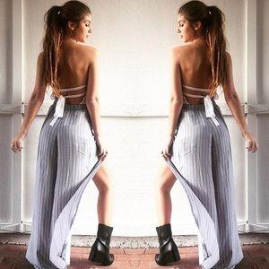 Indah Dresses & Skirts - Indah Eclipse Printed Wrap Pant