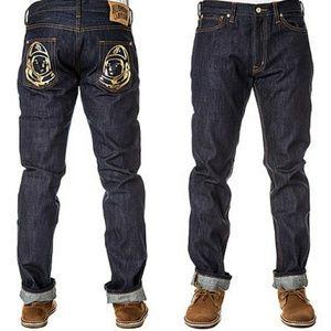 Billionaire Boys Club Other - Billionaire Boys Club 5 Pocket Raw Mens Jeans 32