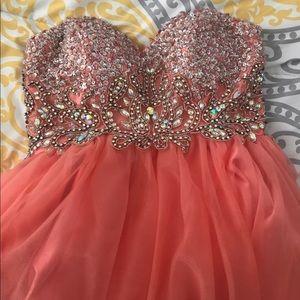 Alyce Paris Dresses & Skirts - Alyce Paris homecoming dress size 4