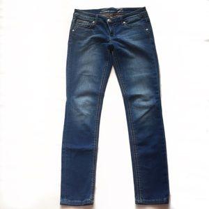 Seven7 Denim - NWOT Seven dark wash skinny jeans 29