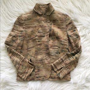 Akris Jackets & Blazers - Authentic Akris Punto Linen Blazer Jacket