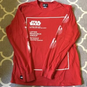 Star Wars Other - Exclusive Star Wars Long Sleeve Crewneck