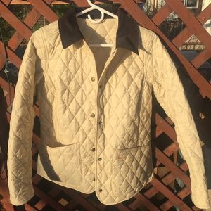 Barbour Jackets & Blazers - Barbour quilted jacket size 6 perfect condition