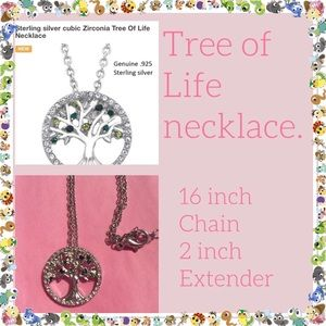 Jewelry - Tree of life necklace 💗