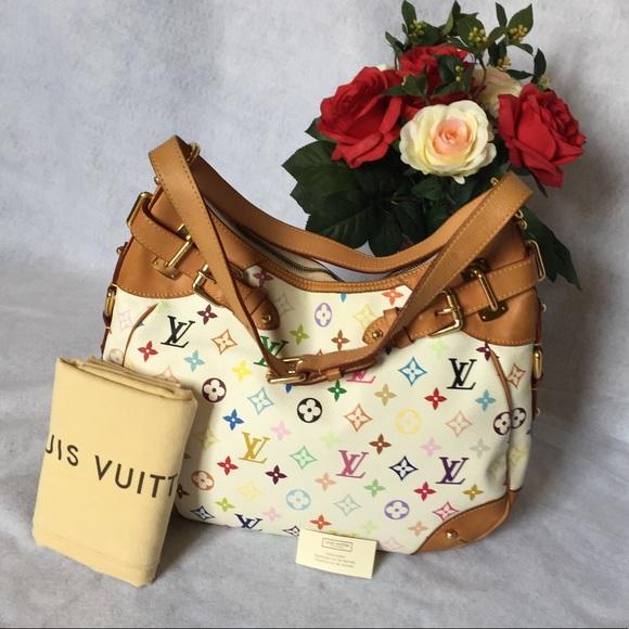 4f8aebd2f82b Louis Vuitton Handbags - 💖💯Authentic Louis Vuitton Greta Multi Color