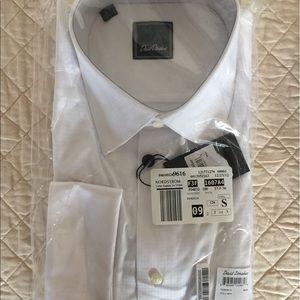 David Donahue Other - David Donahue Regular Fit Dress Shirt