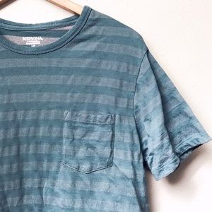 Merona Other - Men's // Striped Ultimate Tee