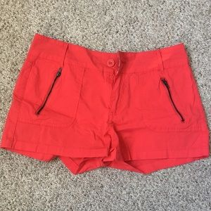 Pants - Adorable CI SONO Bright Pink/Red Shorts