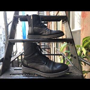 """Calvin Klein Other - 💥Sale💥 8""""  Calvin Klein combat boots"""