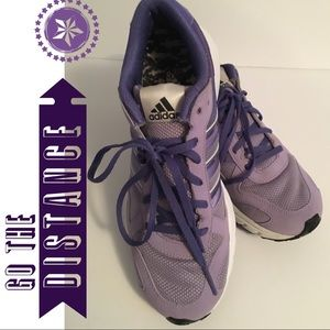 Adidas Shoes - Purple Adidas