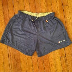 Champion Other - 1980's era vintage Champion Mesh Shorts - large
