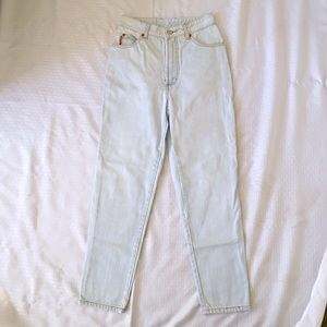 BONGO Denim - Vintage BONGO HiRise Jeans Ice Blue Denim