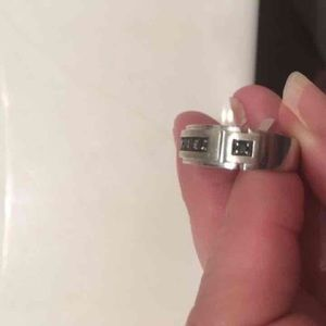 Kay Jewelers Other - 10 k white gold men's wedding band