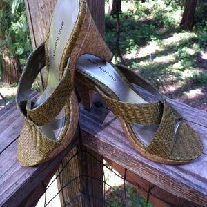 HP Ann marino wedge sandals