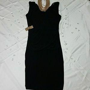 Symphony Dresses & Skirts - Plus Size Black Bodycon Dress