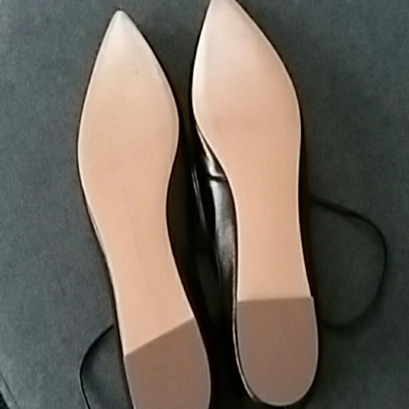 Coral Flat Banana Republic Shoes Size