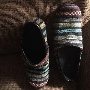 Bjorn Borg Shoes - 💕1 HOUR ONLY💕Bad Ass Boho Clogs❤️