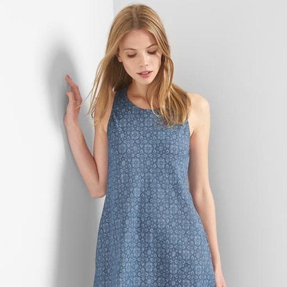 3b0095d5c237 GAP Dresses   Skirts - Gap Tencel swing dress
