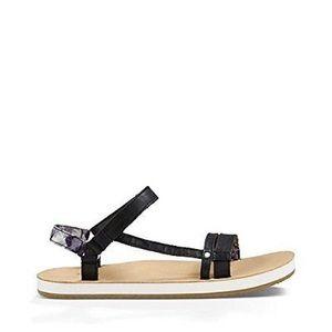 Teva Shoes - NWOB black slim universal teva