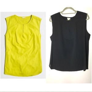 J. Crew Factory Tops - J. Crew Factory drapey keyhole blouse top 12