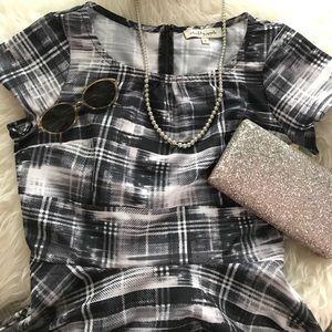 Shabby Apple Dresses & Skirts - NWT Shabby Apple Camo Fit and Flare Dress