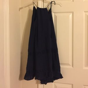 Garage Dresses & Skirts - Navy summer dress