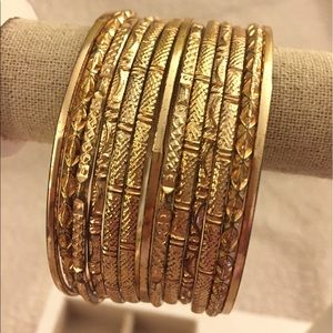 The luckiest 13 bangles