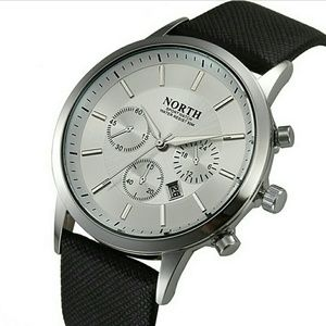 Other - Mens Watches NORTH Brand Luxury Casual Military Qu