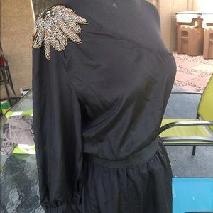 sugarlips  Dresses & Skirts - One shoulder mini dress
