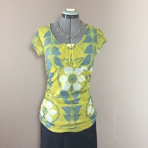 Anthropologie Tops - 🆕Listing: Sweet Pea by Stacy Frati Floral Top