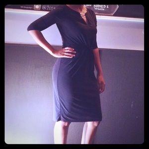 Black Vince Camuto Dress!