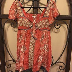 Nanette Lepore Dresses & Skirts - Shell dress