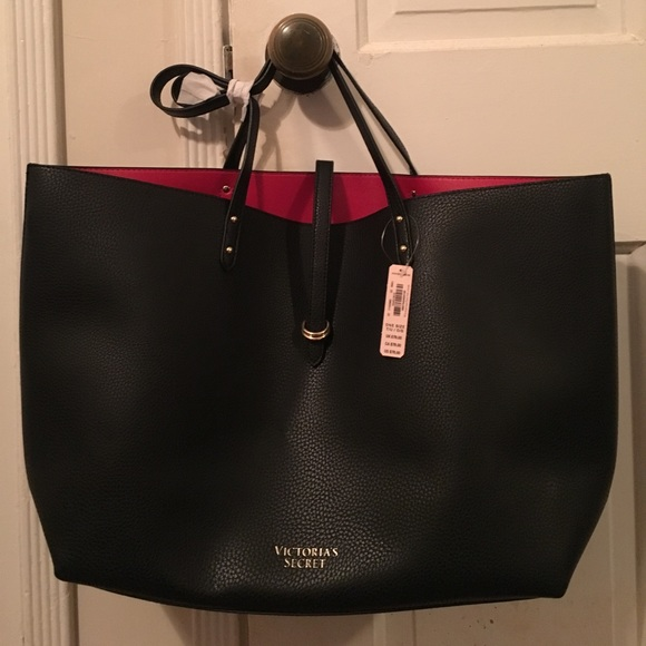 Victoria S Secret Bags Victorias Secret Black Purse Poshmark