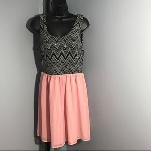 Trixxi Dresses & Skirts - 🆕Sparkle pink dress