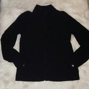 Exofficio Jackets & Blazers - Exofficio Black Lightweight Jacket Medium