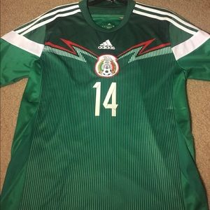 Mexico National Soccer Team Jersey