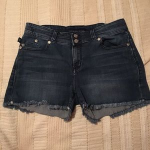 Rock & Republic Pants - Rock & republic jean shorts size 12.