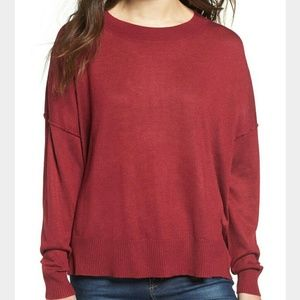 BP Sweaters - NWT BP  maroon sweater