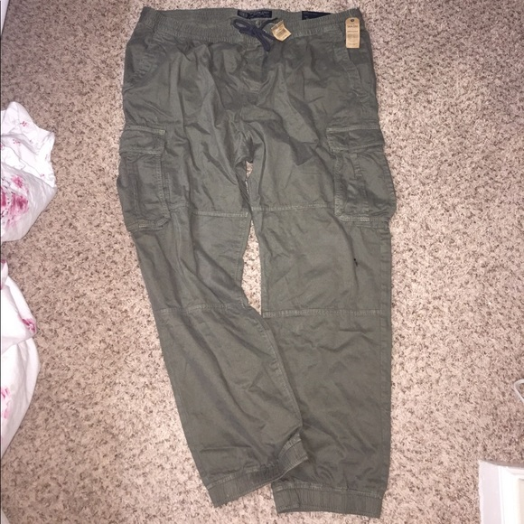 eec1b9eefd American Eagle Outfitters Pants | Mens Xxl Cargo Jogger | Poshmark
