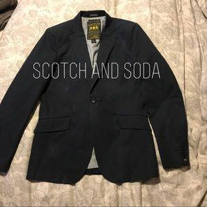 Scotch & Soda Other - Scotch and Soda French Navy Summer Blazer, Large