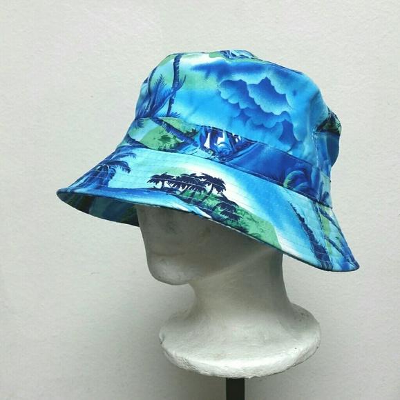 62c0d773e5018 Bucket hat sun Hawaiian Hawaii beach medium