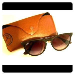 Ray-Ban Erika Tortoise Sunglasses
