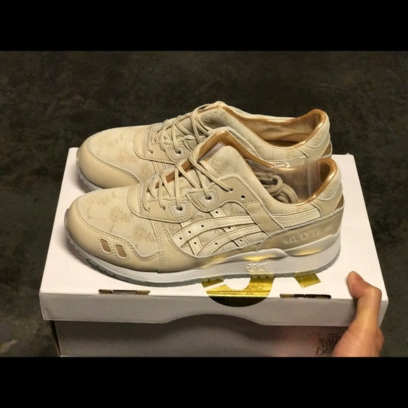 info for b95d5 34170 Asics Gel Lyte III Beauty and the Beast size 6.5