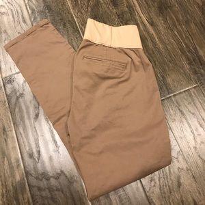 GAP Pants - Gap maternity khaki