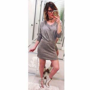 Isabel Marant Dresses & Skirts - ➡Isabel Marant Gray Knit Dress⬅